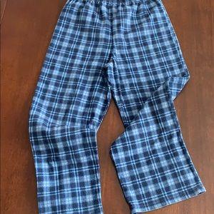 Boys Size Medium Up Late PJ pants